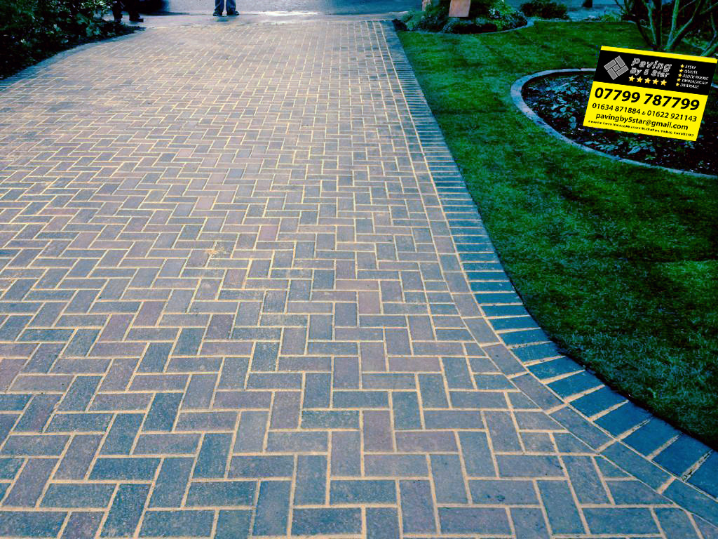 Block-Pavingby Paving by 5star in Kent
