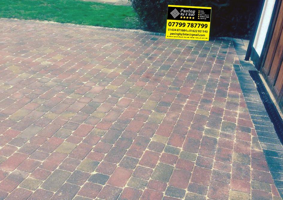 Brick Driveways by 5 star